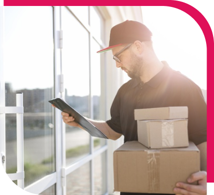 e commerce delivery service
